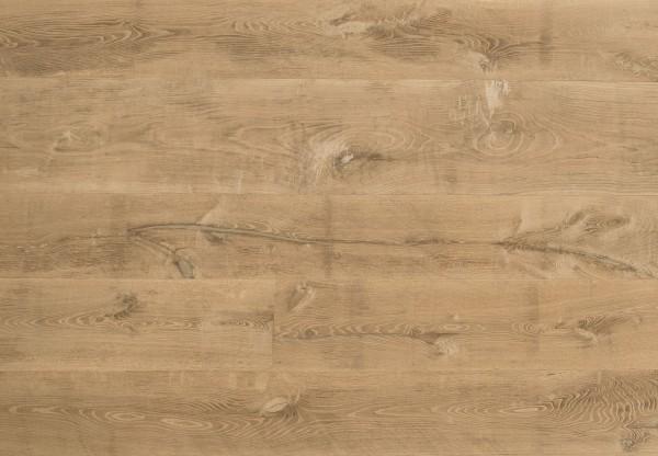 Altholzboden Eiche naturgetrocknet gebürstet gelaugt weiß geseift - 36530