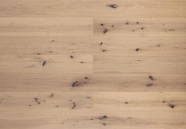 Landhausdiele Eiche Grönland handgehobelt roh-optik geölt - 60319