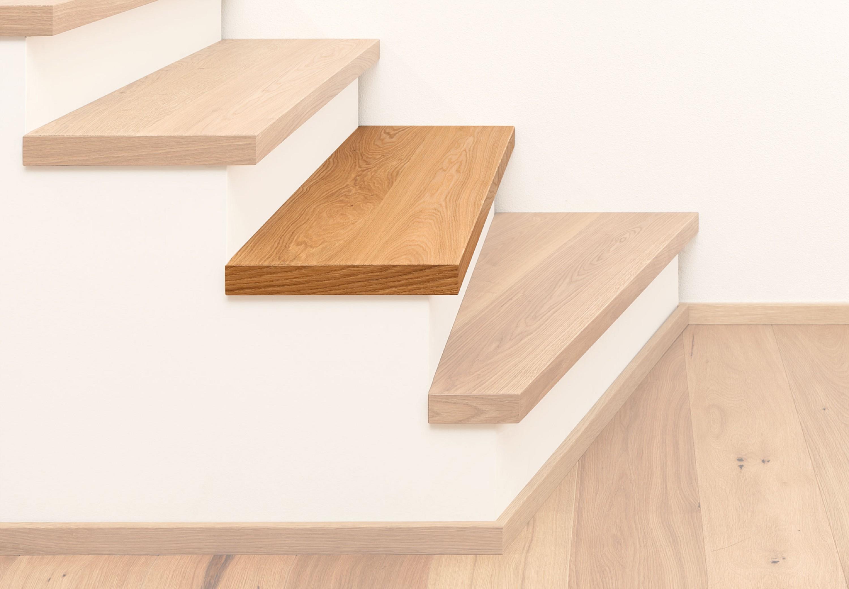 trittstufe 3 schicht gerade parkett agentur. Black Bedroom Furniture Sets. Home Design Ideas