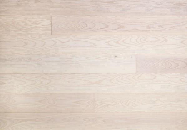 Gutsboden Naturesche gebürstet extra weiß geölt - 99005